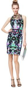 MILLY Multicolor Classic Dress