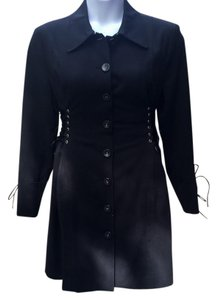 Pamela McCoy Trench Coat