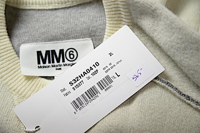 MM6 Maison Martin Margiela Reversible Sweater Image 7