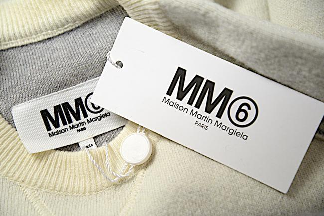 MM6 Maison Martin Margiela Reversible Sweater Image 8