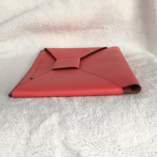 Banana Republic Coral red Clutch Image 2