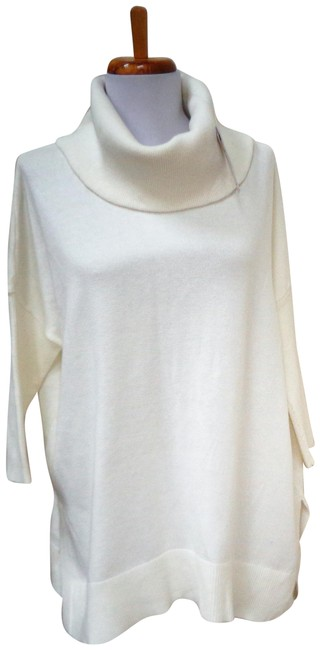 Item - Kayla Cowl Neck Chunky Ecru (Ivory) Sweater