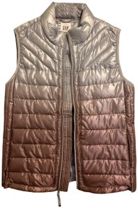 Gap Ombre Rose Gold Vest