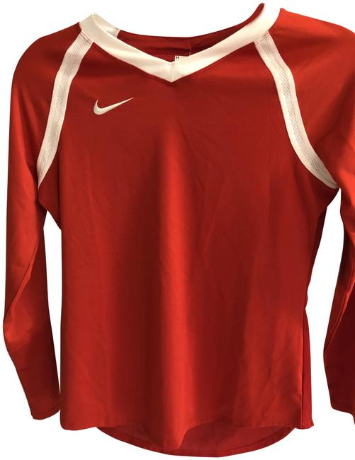 Preload https://img-static.tradesy.com/item/24961761/nike-red-volleyball-shirt-activewear-top-size-12-l-0-1-650-650.jpg