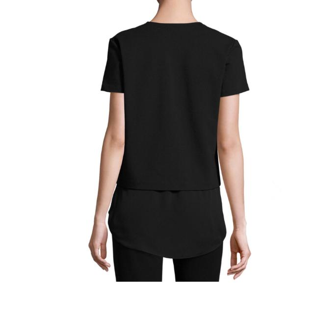Theory Top black Image 1