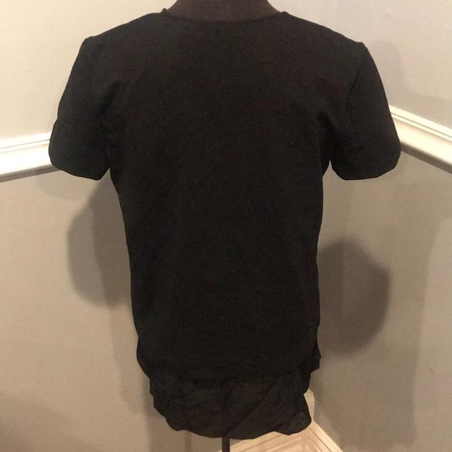 Theory Top black Image 3