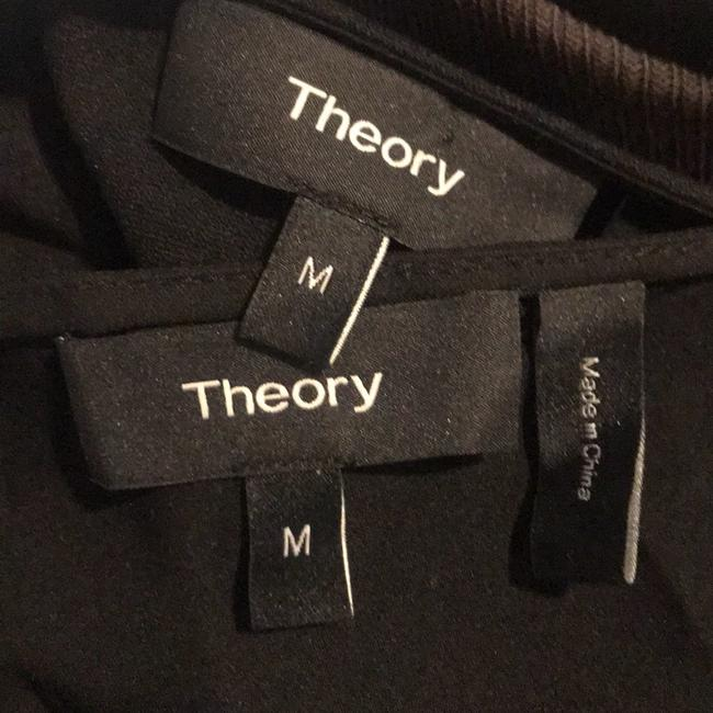 Theory Top black Image 4