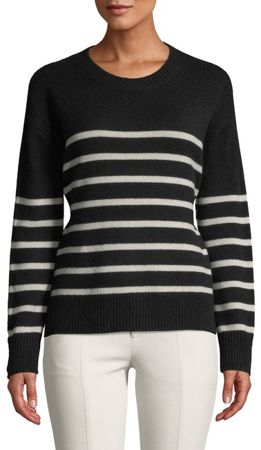 Vince Cashmere Striped Sweater Image 1