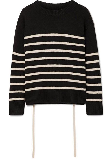 Vince Cashmere Striped Sweater Image 10