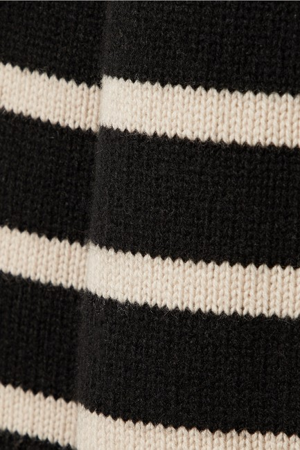 Vince Cashmere Striped Sweater Image 3