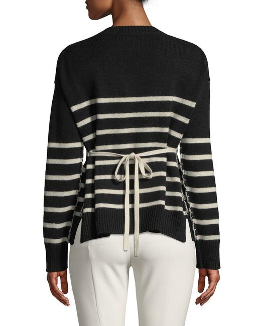 Vince Cashmere Striped Sweater Image 4