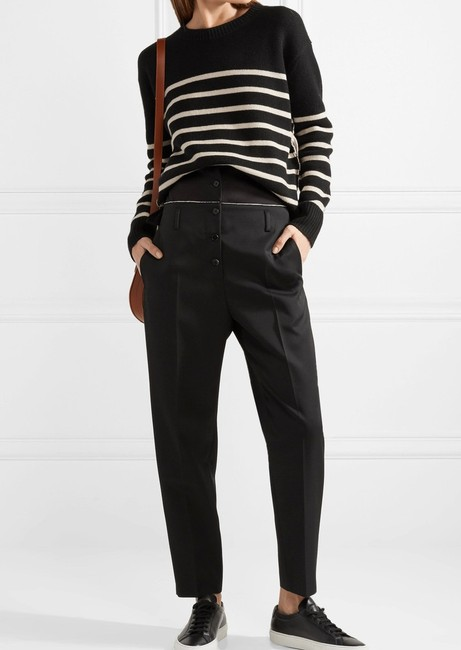 Vince Cashmere Striped Sweater Image 5
