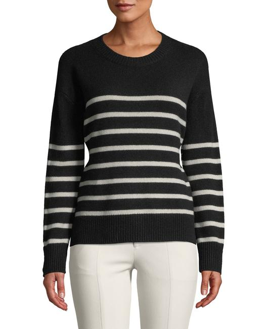 Vince Cashmere Striped Sweater Image 8