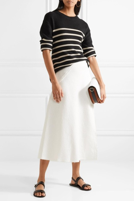 Vince Cashmere Striped Sweater Image 9