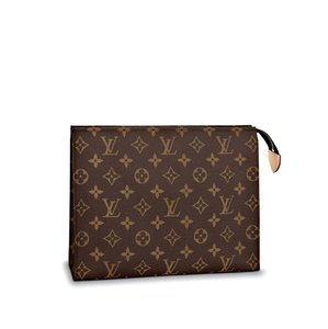 Louis Vuitton 2019 Toiletry Pouch Monogram Canvas Clutch - Tradesy a2e79707fcc22