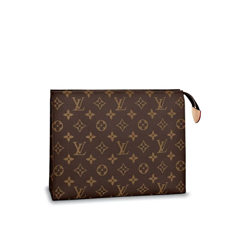 Louis Vuitton Neverfull Toiletry Pouch Boy Mini Monogram Clutch ... b360348dea07f