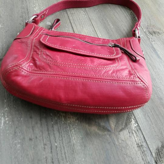 Fossil Satchel in Red Image 3