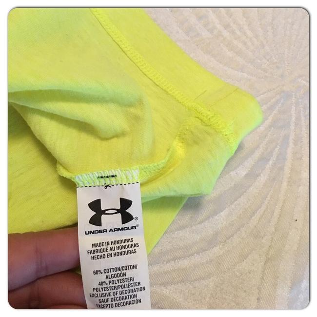 Under Armour Fitted Heatgear Tee Image 5