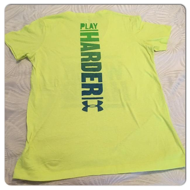 Under Armour Fitted Heatgear Tee Image 6
