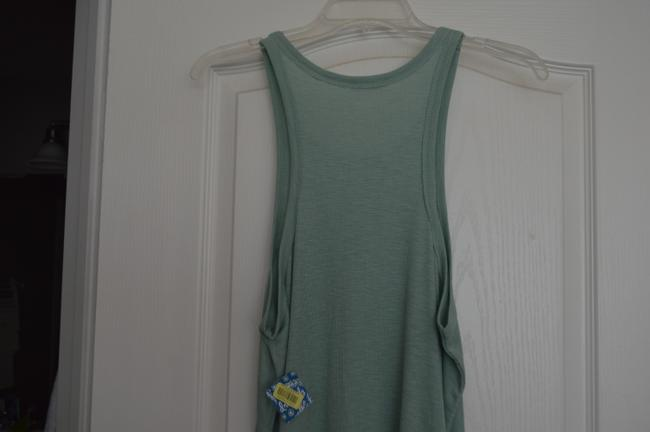 Free People Top Green Image 3