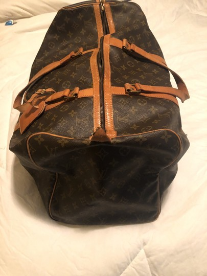Louis Vuitton Traditional dark and light brown Travel Bag Image 1