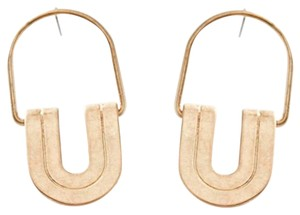 Urban Outfitters urban haven statement hoop earring