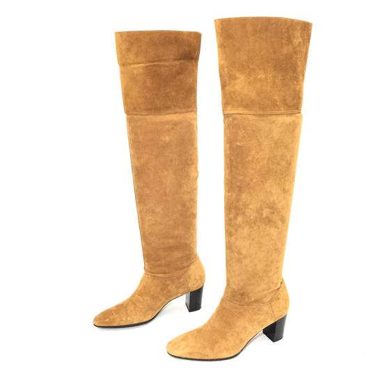 Robert Clergerie Brown Boots Image 1
