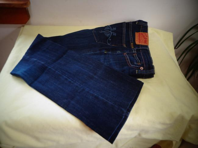 Lucky Brand Boot Cut Jeans-Dark Rinse Image 7