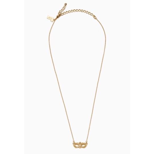 Kate Spade Kate Spade * Dress The Part Masquerade Necklace Image 2