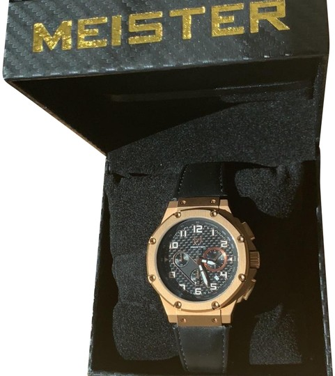 Preload https://img-static.tradesy.com/item/24962861/black-and-rose-gold-watch-0-2-540-540.jpg