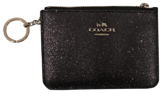 Preload https://img-static.tradesy.com/item/24963209/coach-black-with-sparkles-mini-skinny-id-case-wallet-0-1-540-540.jpg