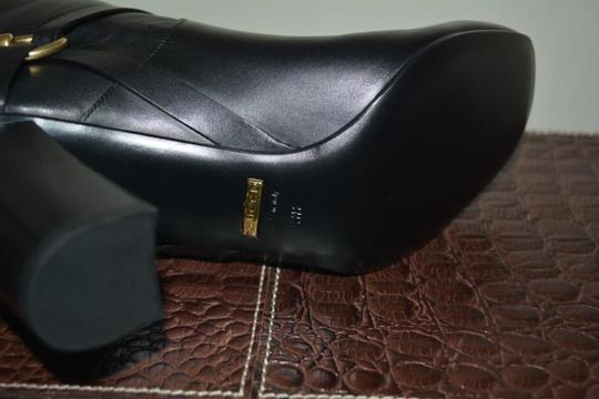 Gucci Leather Black Boots Image 9