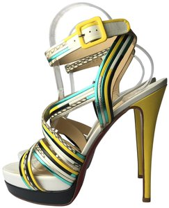 647b471d76e Women s Green Christian Louboutin Shoes - Up to 90% off at Tradesy