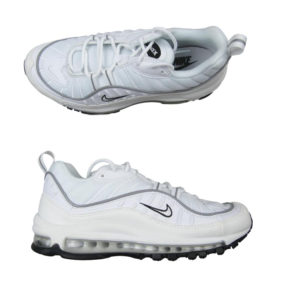 new products 5981f b1321 Nike White Air Max 98 Running Sneakers Size US 9.5 Regular (M, B)