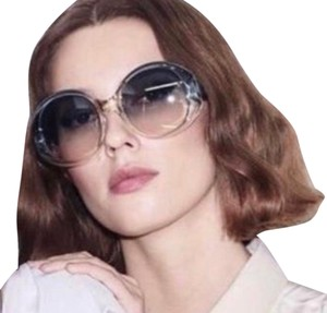 f59350669b Blue Chloé Sunglasses - Up to 70% off at Tradesy