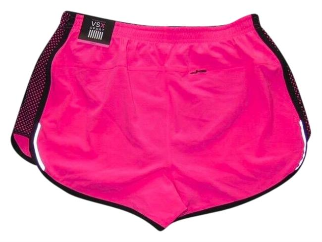 Item - Pink W Vsx Fitness Runaway W/ Built-in Panty Activewear Bottoms Size 2 (XS, 26)