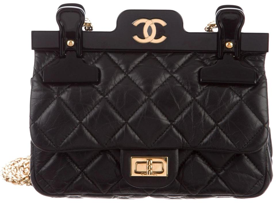 7a088f0b7c8c Chanel Classic Flap 2.55 Reissue Hanger Small Mini Limited Edition ...