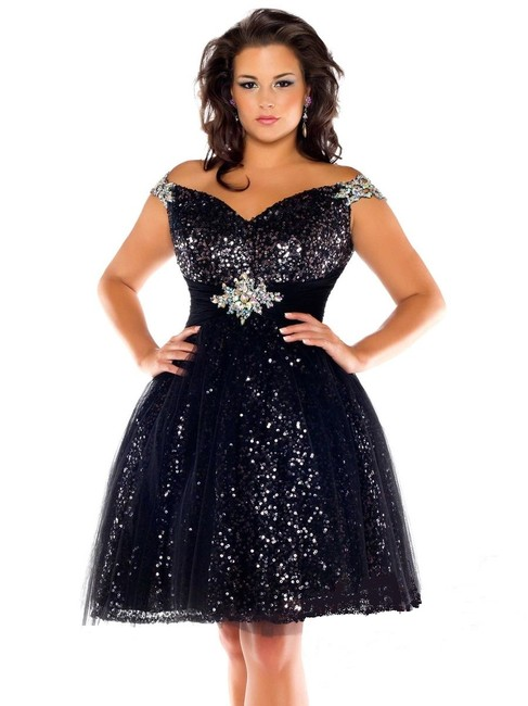Mac Duggal Couture Black 64759f/Mac
