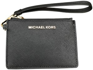 34cc769b14a5 Michael Kors Michael Kors Jet Set Travel Coin Wallet Wristlet ID Card Holder