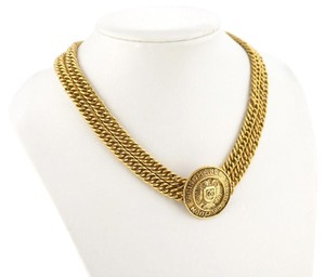 CHANEL AUTHENTIC CHANEL NECKLACE