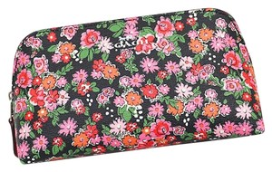 Coach Coach Cosmetic Case - In Beautiful Pansy Cluster Floral Print