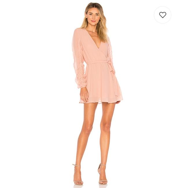 Item - Dusty Rose Tawney In Night Out Dress Size 4 (S)