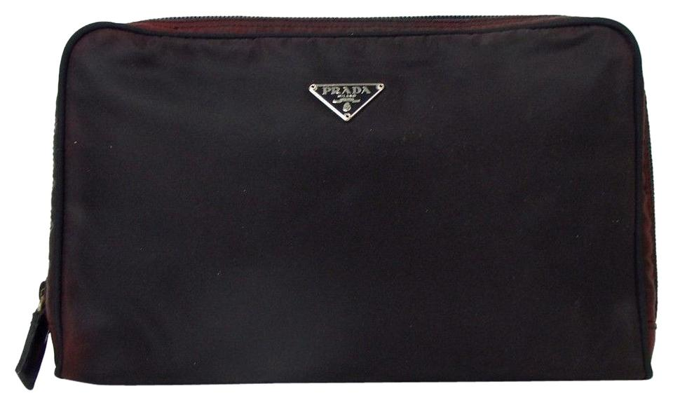 beda3d332619 Prada Black Sport Unisex Multi - Pocket Medium Pouch Organizer ...