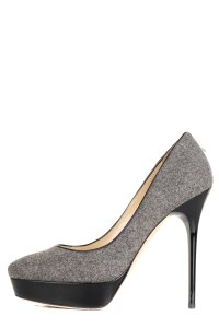 Jimmy Choo grey Platforms