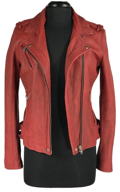 Item - Red Han Perfecto Jacket Size 6 (S)