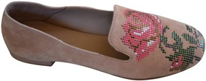Donald J. Pliner New In Style NATURAL Flats