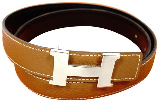 Preload https://img-static.tradesy.com/item/24968393/hermes-black-x-brown-constance-leather-h-75-kit-palladium-buckle-f-in-box-belt-0-1-540-540.jpg