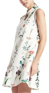 Gracia short dress Flower on Tradesy