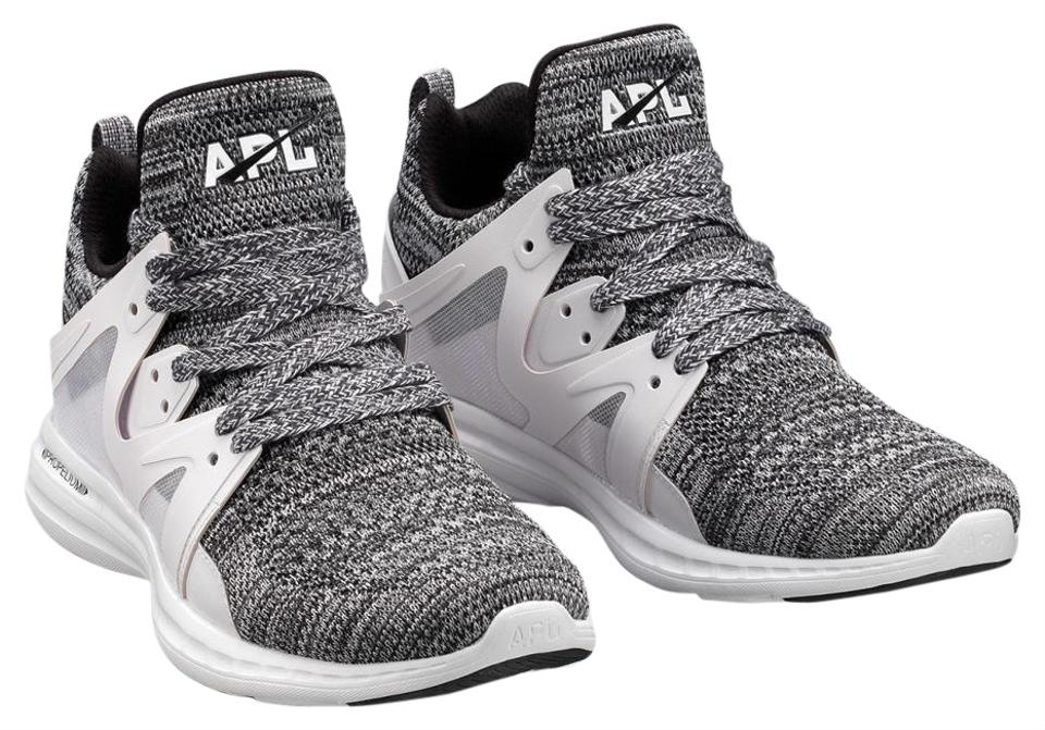 0d8715328545 Athletic Propulsion Labs White Apl Ascend Sneaker Gray Sneakers Size ...