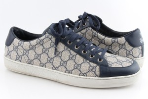 Gucci Multicolor Gg Plus Low-top Sneakers Shoes